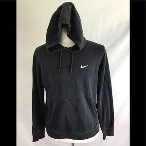 Vintage Nike Pullover Hoodie Black Size M Sweat